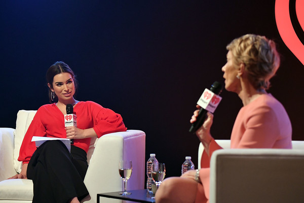 """iHeartRadio's """"Business Unusual with Barbara Corcoran"""" Podcast Launch Event"""