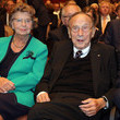 Barbara Genscher Germany Celebrates 25 Years Since Reunification