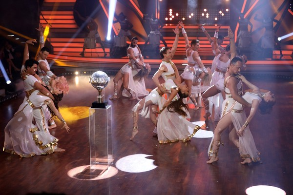 'Let's Dance' Finals