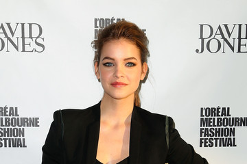 Barbara Palvin L'Oreal Melbourne Fashion Festival: Day 2