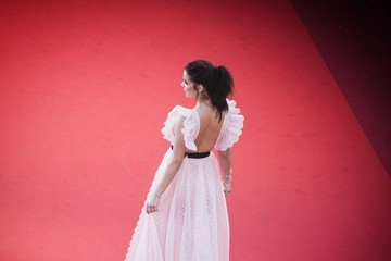Barbara Palvin Instant View - The 69th Annual Cannes Film Festival