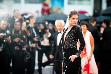 Barbara Palvin Alternative View In Colour - The 71st Annual Cannes Film Festival
