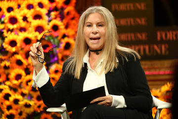 Barbara Streisand Fortune Most Powerful Women Summit 2016