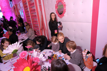 Helena Grace Rutherford Giersch Barbie The Dream Closet Playdate at Lincoln Center, Saturday February 11th