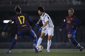 Vicky Barcelona Ladies v INAK Kobe Leonessa Ladies
