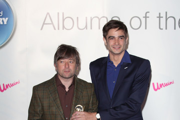 Jon Hopkins Barclaycard Mercury Prize - Arrivals