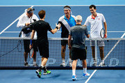Tim Henman and Andy Murray Photos Photo