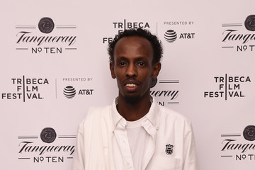 Barkhad Abdi 2017 Tribeca Film Festival After Party For Dabka Sponsored By Bulleit At The Edition Hotel