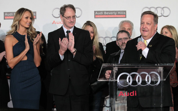 Audi Celebrates The Grand Opening Of Audi Beverly Hills