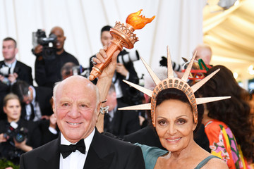 Barry Diller The 2019 Met Gala Celebrating Camp: Notes On Fashion - Arrivals