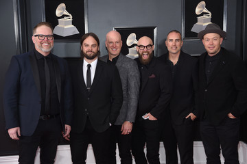 Barry Graul Nathan Cochran 60th Annual GRAMMY Awards - Arrivals