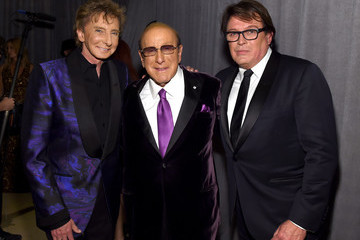Barry Manilow Clive Davis 2016 Pre-GRAMMY Gala And Salute to Industry Icons Honoring Irving Azoff - Red Carpet
