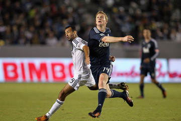 Barry Robson Vancouver Whitecaps v Los Angeles Galaxy - Knockout Round
