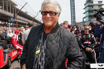 Barry Weiss Celebrities Attend Race - 2015 Indy 500
