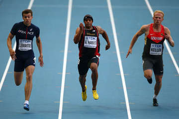 Basanta Bahadur Rana 14th IAAF World Athletics Championships Moscow 2013 - Day One
