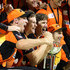 Simon Katich Jason Behrendorff Photos - The Scorchers celebrate after defeating the Hurricanes during the Big Bash League Final match between the Perth Scorchers and the Hobart Hurricanes at WACA on February 7, 2014 in Perth, Australia. - Scorchers v Hurricanes