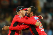 George Bailey and Aaron Finch Photos Photo