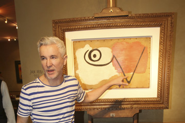 Baz Luhrmann Around Art Basel Miami Beach: Day 1