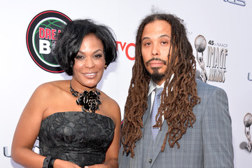 Bazaar Royale 45th NAACP Image Awards Presented By TV One - Red Carpet