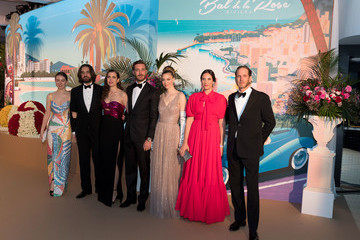 Beatrice Borromeo Pierre Casiraghi Rose Ball 2019 To Benefit The Princess Grace Foundation In Monaco