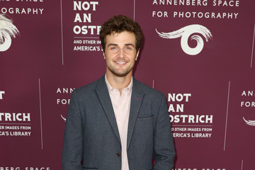 Beau Mirchoff Annenberg Space for Photography's 'Not An Ostrich' Exhibit Opening Party