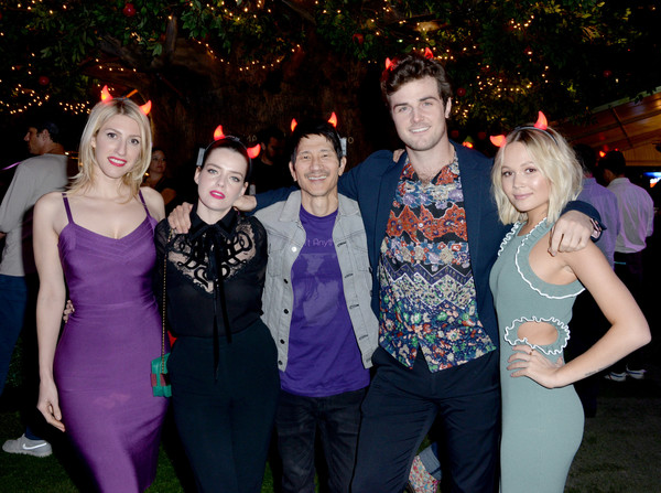 Entertainment Weekly + Amazon Prime Video's 'Saints & Sinners' Party At SXSW