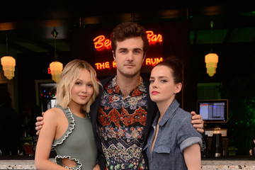 Beau Mirchoff STARZ 'American Gods' House Of The Gods Intimate Experience