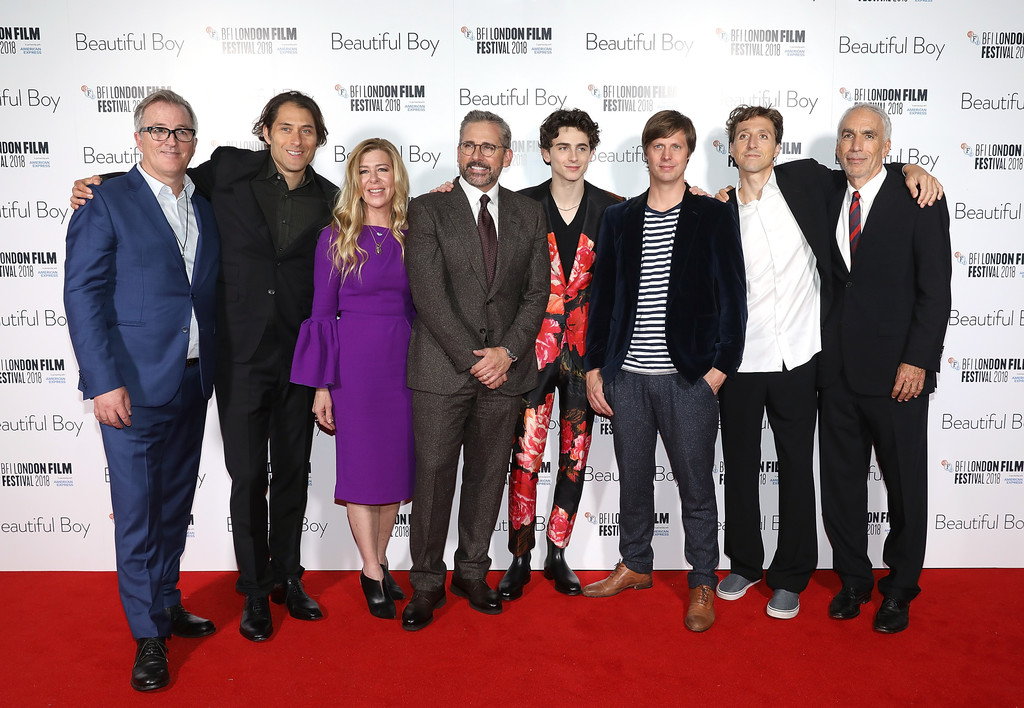 Timothee Chalamet and Jeremy Kleiner Photos Photos ...