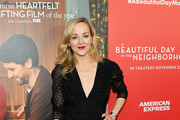 "Geneva Carr attends ""A Beautiful Day In The Neighborhood"" New York Screening at Henry R. Luce Auditorium at Brookfield Place on November 17, 2019 in New York City."