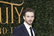 """Actor Dan Stevens attends UK launch event for """"Beauty And The Beast"""" at Spencer House on February 23, 2017 in London, England."""