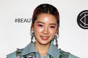 Irene Kim attends Beautycon Festival NYC 2018 - Day 1 at Jacob Javits Center on April 21, 2018 in New York City.