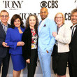 Bebe Neuwirth Bebe Neuwirth And Brandon Victor Dixon Host The 73rd Annual Tony Awards Nominations Announcement