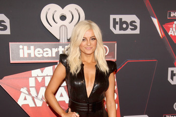 Bebe Rexha iHeartRadio Music Awards - Red Carpet Arrivals