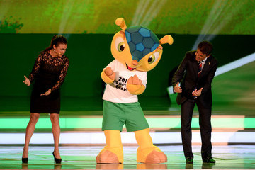 Bebeto FIFA World Cup Final Draw