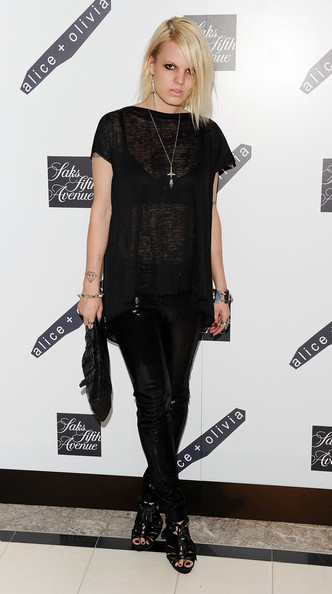 Alice + Olivia Saks Fifth Avenue Launch Party