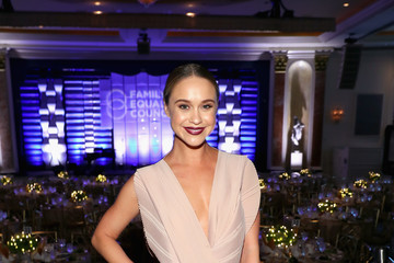 Becca Tobin Family Equality Council's Impact Awards at the Beverly Wilshire Hotel - Inside