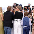 """Beckam Crawford """"Flag Day"""" Photocall - The 74th Annual Cannes Film Festival"""