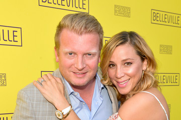 Becky Baeling Pasadena Playhouse Presents Opening Night Of 'Belleville' - Red Carpet