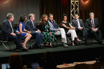 Becky Clements 2014 Summer TCA Tour: Day 8