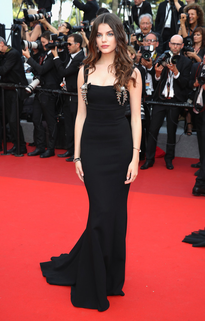 Barbara palvin photos photos 39 the beguiled 39 red carpet arrivals the 70th annual cannes film - Barbara palvin red carpet ...