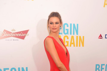 Behati Prinsloo 'Begin Again' Premieres in NYC — Part 2