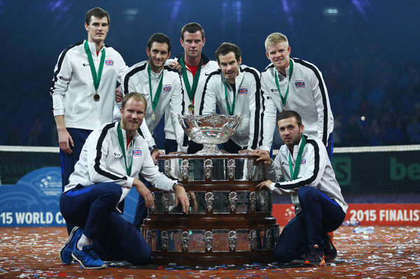 Will Billions Of Dollars Revive The Davis Cup?