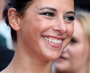 Belinda Stewart-Wilson The Inbetweeners Movie World Premiere in London