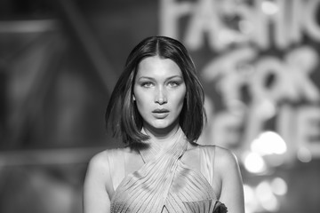 Bella Hadid Fashion for Relief - Runway - The 70th Annual Cannes Film Festival