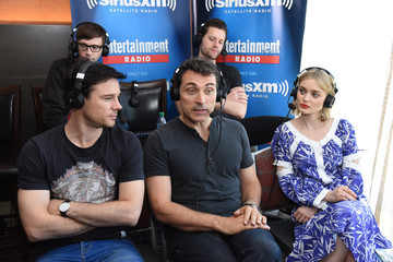 Bella Heathcote SiriusXM's Entertainment Weekly Radio Channel Broadcasts From Comic-Con 2016 - Day 1