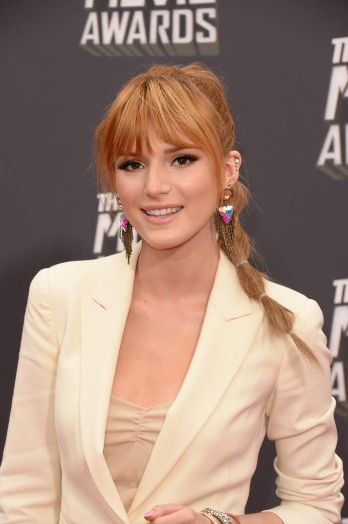 مـهـرجــــان 2013 Movie Awards Bella Thorne 2013 MTV Movie Awards Arrivals 33wYNHZ5ylrx.jpg