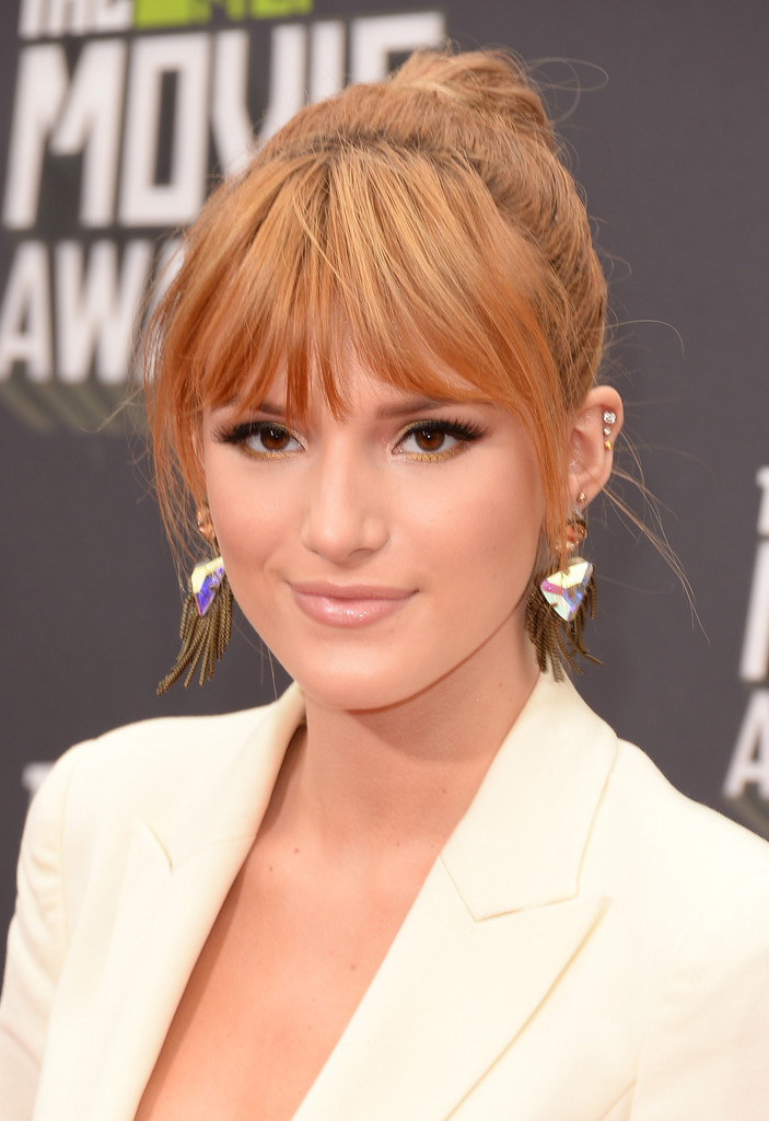 مـهـرجــــان 2013 Movie Awards Bella Thorne 2013 MTV Movie Awards Arrivals Zn1RZxLwAXCx.jpg