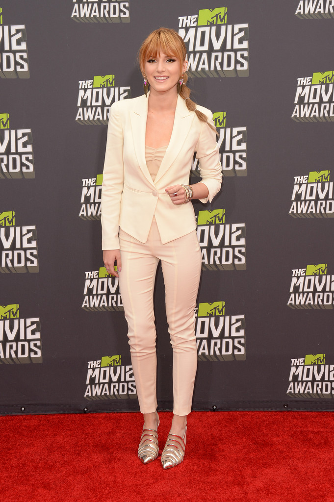 مـهـرجــــان 2013 Movie Awards Bella Thorne 2013 MTV Movie Awards Arrivals phRnEjX7vyEx.jpg