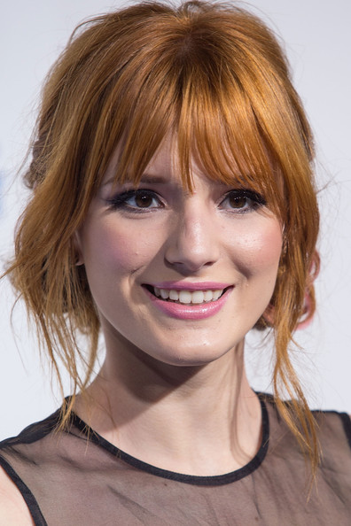 Bella Thorne - 2nd Annual American Giving Awards Presented By Chase - Arrivals