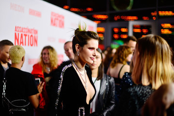 Bella Thorne Premiere Of Neon And Refinery29's 'Assassination Nation' - Arrivals